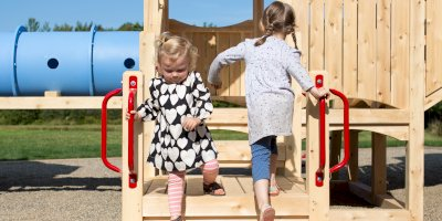 CedarWorks playsets are made for all ages